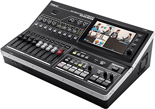 Roland VR-50HD All-in-One HD Multi-Format AV Mixer with USB 3.0 for Web Streaming & Recording (Digital Av Mixer compare prices)