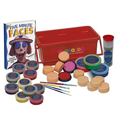 Snazaroo - Face Paints Face Paints Professional Face Painter's Kit