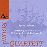 Lachner: String Quartets Vol.3by Rodin Quartet