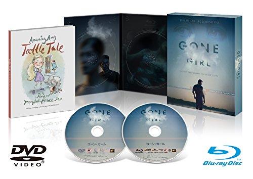 ゴーン・ガール 2枚組ブルーレイ&DVD (初回生産限定) [Blu-ray]