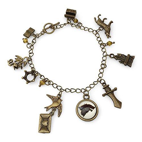 tv-inspiriert-game-of-thrones-bettelarmband-armband-mit-bernsteinfarbenen-perlen