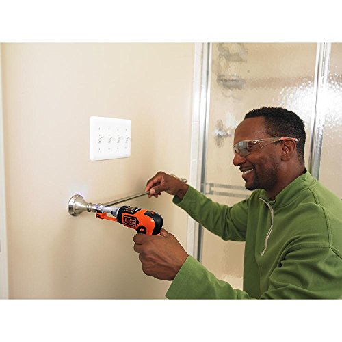 Black & Decker LI4000 4-Volt Lithium-Ion SmartSelect Screwdriver with Magnetic Screw Holder