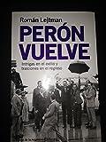 img - for Peron vuelve book / textbook / text book
