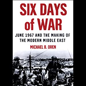Six Days of War Audiobook