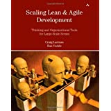 "Scaling Lean and Agile Development: Thinking and Organizational Tools for Large-Scale Scrum: Successful Large, Multisite and Offshore Products with Large-scale Scrum (Agile Software Development)von ""Craig Larman"""