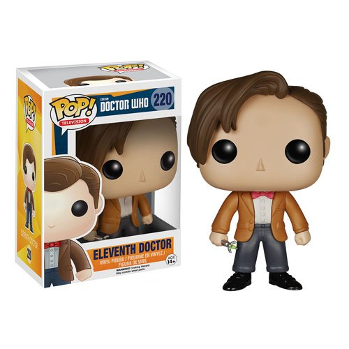 Doctor Who 11th Doctor Pop! Vinyl Figure - 1