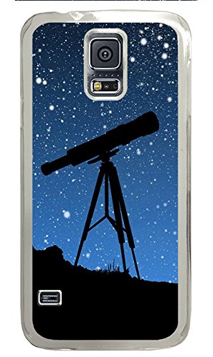 Samsung Galaxy S5 Case,Samsung Galaxy S5 Cases - Sky Telescope Custom Design Samsung Galaxy S5 Case Cover - Polycarbonate¨Ctransparent