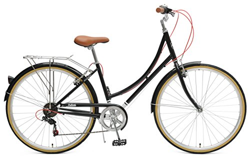 Check Out This Critical Cycles Beaumont-7 Seven Speed Lady's Urban City Commuter Bike