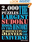 The Largest Sudoku Book in the Histor...