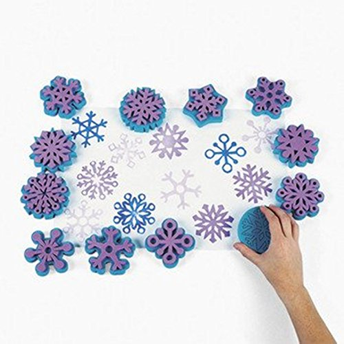 foam-snowflake-stamps-x-12