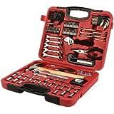 Wilmar Performance Tool Wilmar W1532 107-piece Home & Auto Tool Set