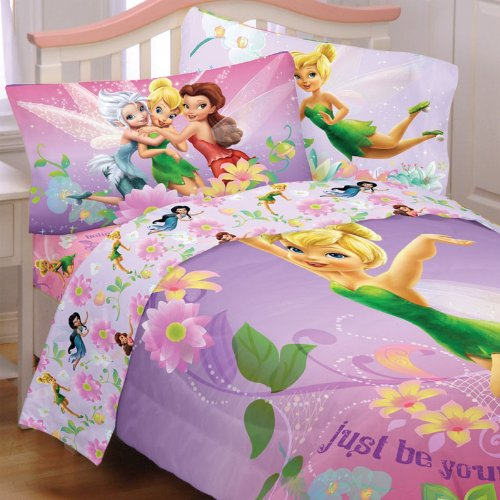 Tinkerbell Bedding Set 477 front