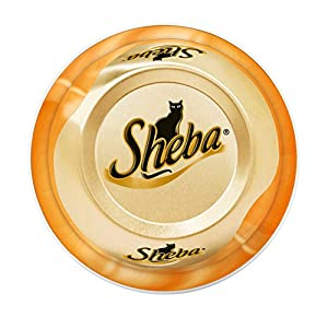 Sheba Katzenfutter Feine Filets mit Geflügelbrustfilets, 24 Dosen (24 x 80 g)