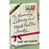 The Guernsey Literary and Potato Peel Pie Societyby Annie Barrows