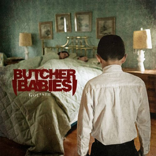 Goliath by Butcher Babies (2013) Audio CD
