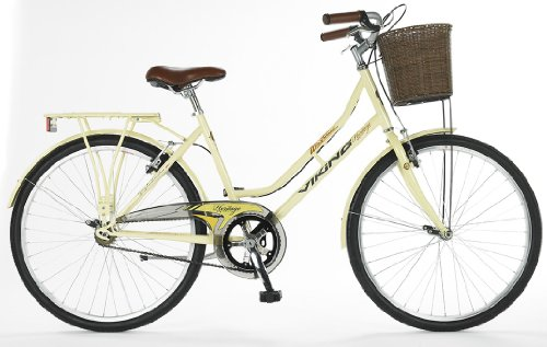 Viking Westwood Single Speed City Bike. 18