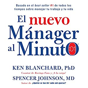 El nuevo mánager al minuto [The New One Minute Manager] Audiobook