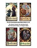 The Gil Cunningham Omnibus (Books 1-4): The Harper's Quine, The Nicholas Feast, The Merchants's Mark, St. Mungo's Robin (A Gil Cunningham Murder Mystery)