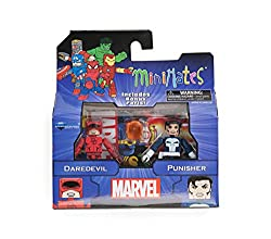 Marvel Minimates Greatest Hits Wave 2 Daredevil & Punisher 2 Pack