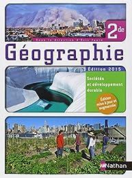 Géographie, 2de