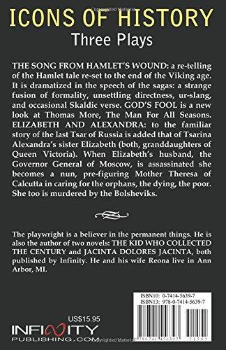 Icons of History: Three Plays