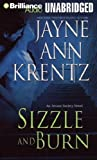 Sizzle and Burn (Arcane Society Series)