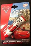 Lotta Luv Disney Pixar Cars 2 Lightning Mcqueen Cherry Flavored Lip Balm