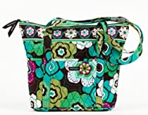 Bella Taylor Bali Bright Stride Quilted Handbag Tote Bag