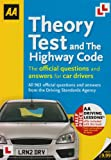 Driving Test Theory & Highway Code (Aa Driving Test) AA Publishing