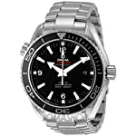 Omega Men's 232.30.46.21.01.001 Seamaster Black Dial Watch by Omega