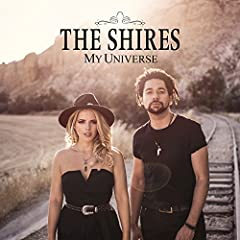 The Shires My Universe cover