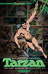 Tarzan Archives: The Russ Manning Years Volume 1