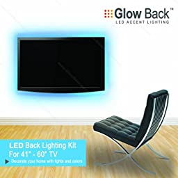 LED Tv Backlighting Complete Kit with Remote to Change Color Easy Installation. Get Ready to Party