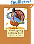 Thanksgiving Coloring Book: For Kids