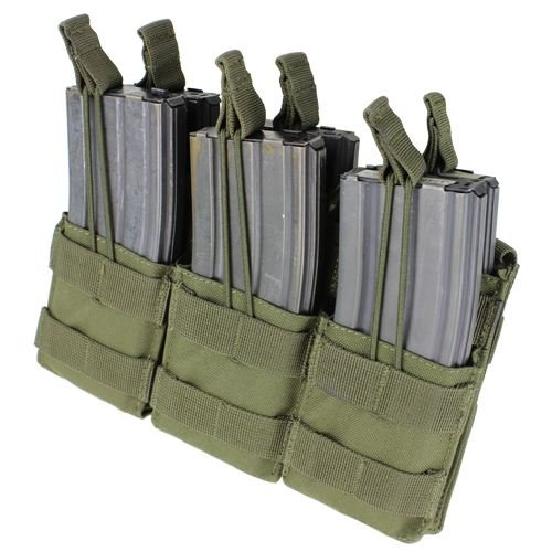 Best Prices! Triple Stacker Open Top M4 Mag Pouch