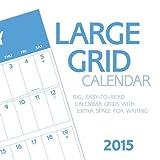 Large Grid 2015 Calendar