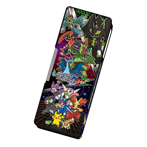 Pokemon XY & amp;lt;Pokemon XY& amp;gt; both sides pencil case & amp;lt;brush holder pen case& amp;gt; 2015 Shin 'nyugaku stationery] [] 4901772769866 769 727 002