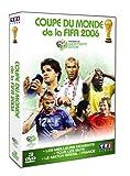 echange, troc Coupe du Monde de la FIFA 2006 : tous les buts / les meilleurs moments / le match France - Brésil - Coffret 3 DVD