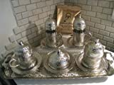 Mouse Over Image to Zoom Vintage Design Turkish Coffee&espresso&tea Serving Set:ottoman Style:coffee Gift thumbnail
