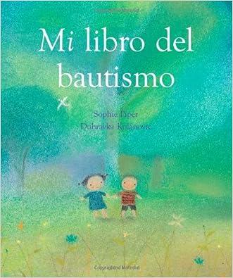 Mi Libro Del Bautismo (Spanish Edition)