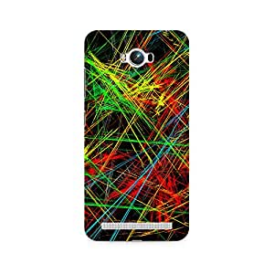 TAZindia Printed Hard Back Case Cover For Asus Zenfone Max