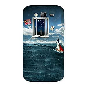 Enticing Water Wonder Back Case Cover for Galaxy Grand
