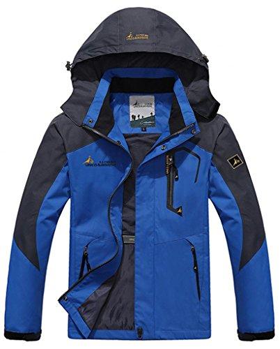 Cloudy Men's Mountain Jacket(Blue) спальный мешок blue mountain b031 3