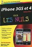 echange, troc Edward C. Baig, Bob LeVitus - Iphone 3GS et 4 pour les nuls : Edition ios 5