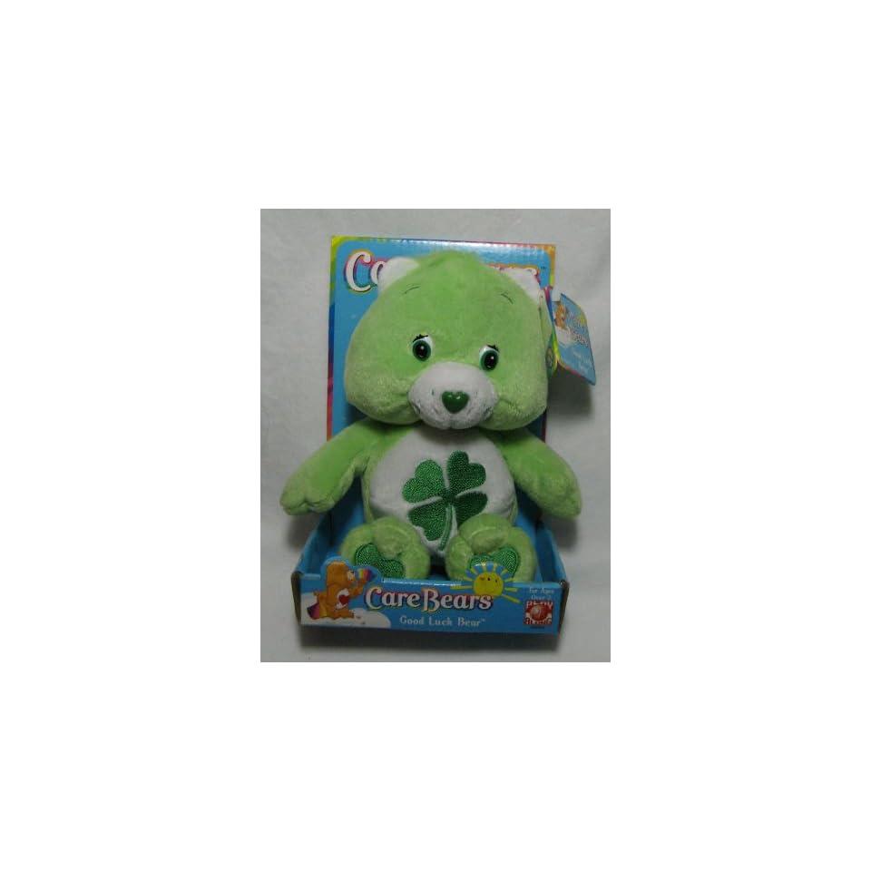 Care Bear Plush 13 Good Luck Bear