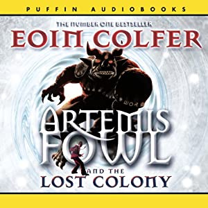 The Lost Colony Audiobook