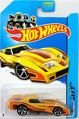 Hot Wheels HW City 209/250 '76 Greenwood Corvette