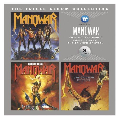 Manowar - Triple Album Collection - Zortam Music