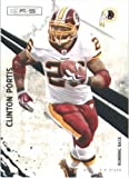 2010 Panini Rookies and Stars Football Cards # 147 Clinton Portis - Washington Redskins - NFL Trading Card