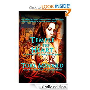 Amazon.com: Temple of The Heart: A Novel (Legends Of A Dark Empire) eBook: Tori Minard: Kindle Store